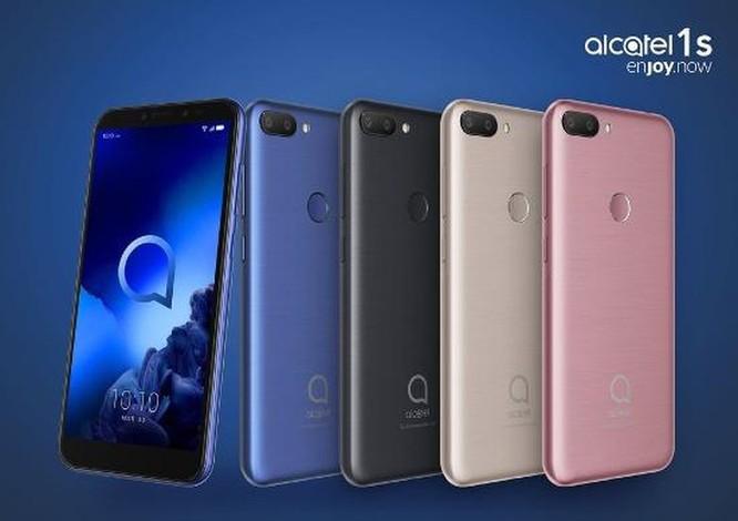 Alcatel ra mắt loạt smartphone giá rẻ và máy tính bảng cỡ lớn ảnh 3