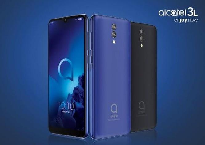 Alcatel ra mắt loạt smartphone giá rẻ và máy tính bảng cỡ lớn ảnh 2