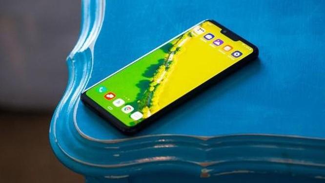 Cận cảnh LG G8 ThinQ:Smartphone đầu tiên trên thế giới quay phim xóa phông ảnh 3