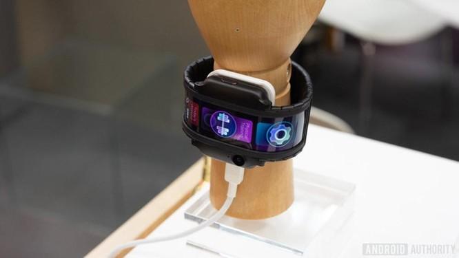 Chi tiết Nubia Alpha - smartphone đeo tay đã thành sự thật ảnh 8