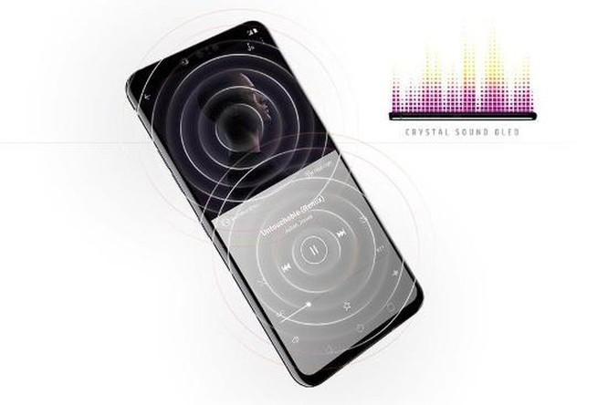 Cận cảnh LG G8 ThinQ:Smartphone đầu tiên trên thế giới quay phim xóa phông ảnh 4