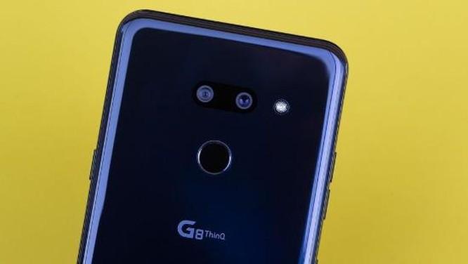 Cận cảnh LG G8 ThinQ:Smartphone đầu tiên trên thế giới quay phim xóa phông ảnh 9