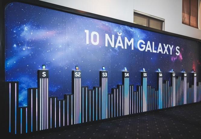 Sợ người dùng khó đọc, Samsung có thể đổi tên dòng Galaxy S? ảnh 1