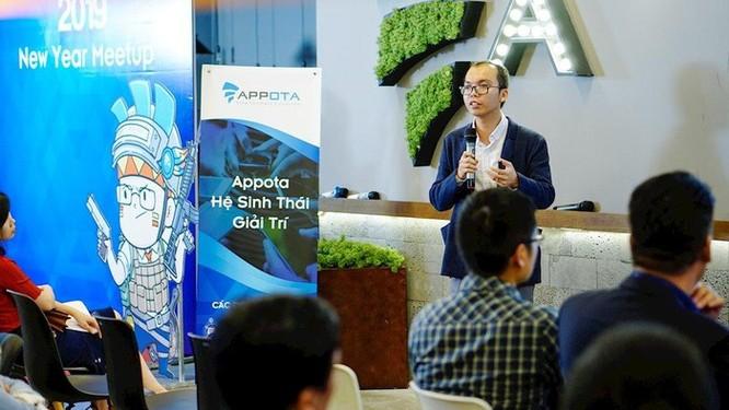 Appota tuyên bố chuyển hướng sang công ty công nghệ giải trí ảnh 1