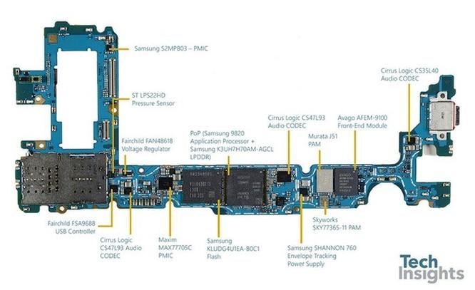 Bán 1.000 USD nhưng linh kiện Galaxy S10+ chỉ đáng giá 420 USD? ảnh 2