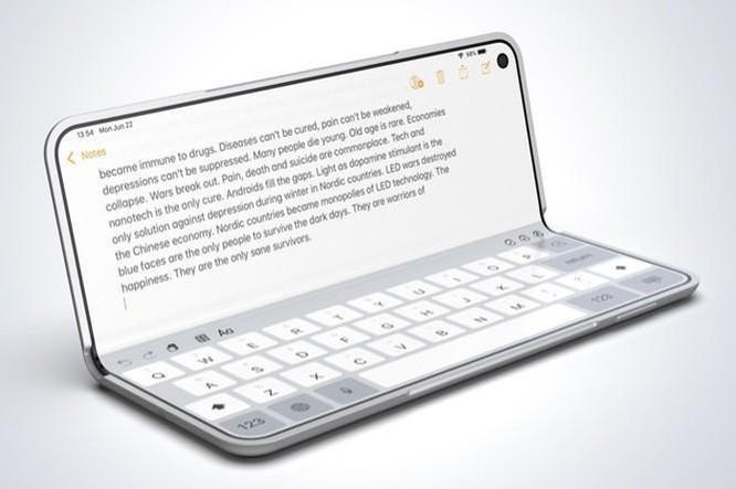 Apple hé lộ cách khắc phục 'gót chân Achilles' của màn hình gập ảnh 2