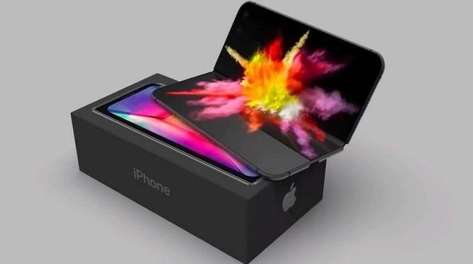 iPhone màn hình gập có thể tự động phát hiện nhiệt độ ảnh 1