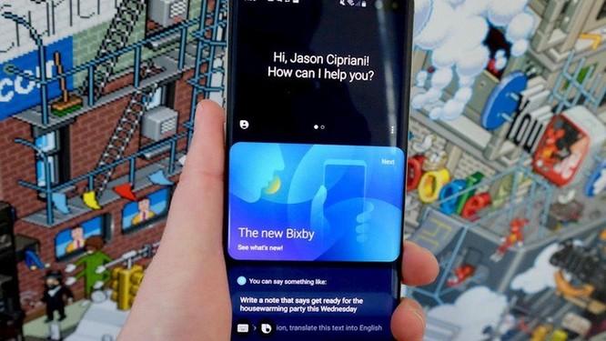 Hướng dẫn thay đổi chức năng Bixby trên Samsung Galaxy ảnh 1