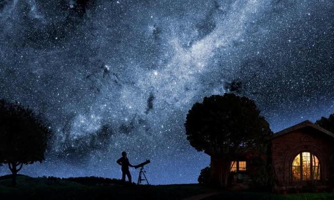 Con người đã tìm ra cân nặng của cả thiên hà ảnh 1