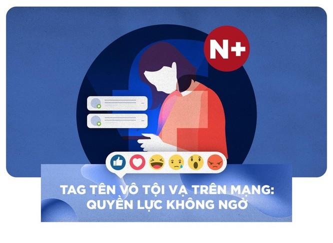'Gắn thẻ' vô tội vạ trên mạng: Nhiều khi tôi phải lặng lẽ gỡ hết đi ảnh 1
