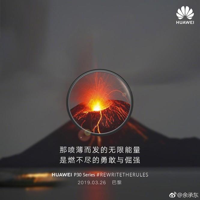 Huawei khoe khả năng zoom quang kinh ngạc của P30 ảnh 1