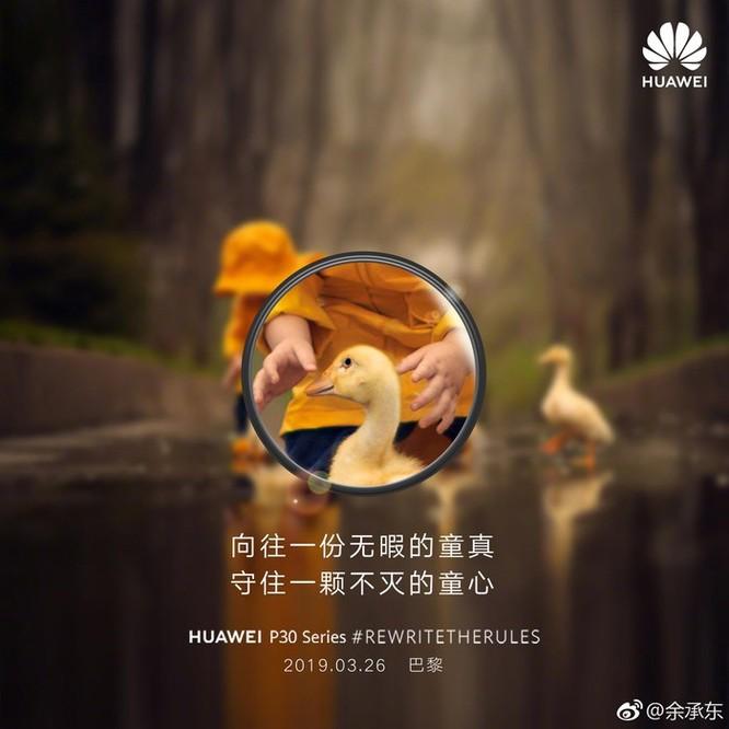 Huawei khoe khả năng zoom quang kinh ngạc của P30 ảnh 2