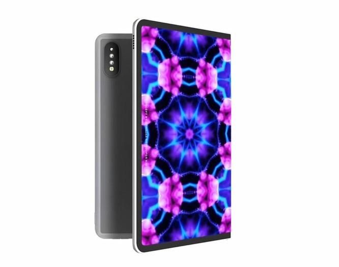 iPad màn hình gập trông như thế nào? ảnh 4