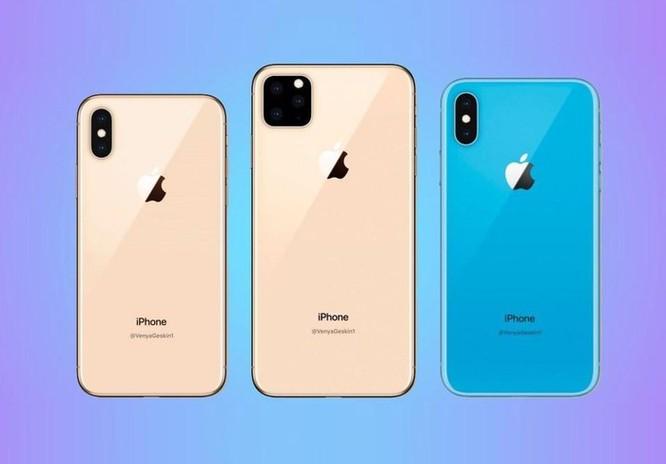 3 camera, sạc không dây ngược - iPhone 2019 sẽ có tính năng nào? ảnh 2