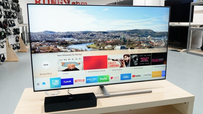 Nhiều mẫu TV cao cấp giảm giá chục triệu đồng ảnh 1
