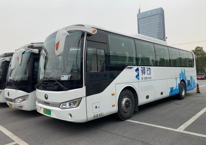 Trung Quốc dùng 'độc chiêu' phát hiện tài xế ngủ gật trên đường ảnh 1