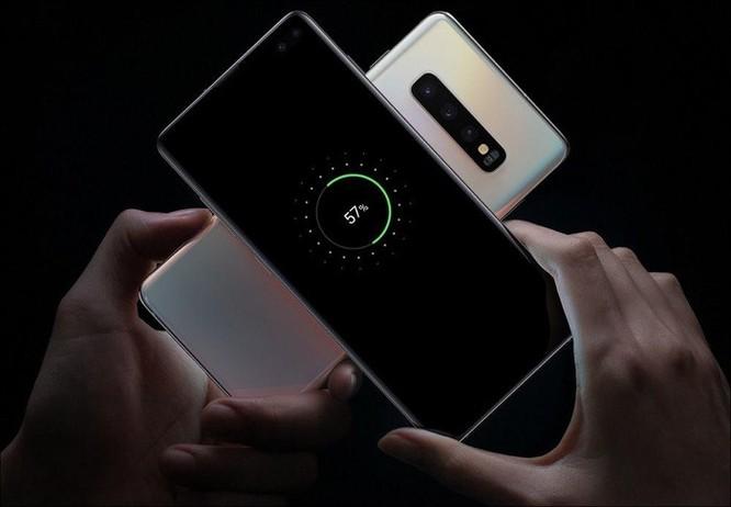 Những điều cần biết về sạc không dây PowerShare trên Galaxy S10 ảnh 4