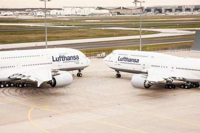 Lufthansa bán lại 6 chiếc A380 cho Airbus vì 'không thể sinh lời' ảnh 2