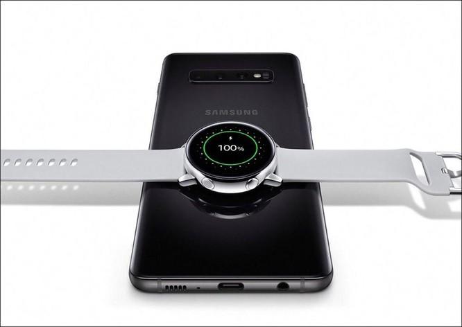 Những điều cần biết về sạc không dây PowerShare trên Galaxy S10 ảnh 3
