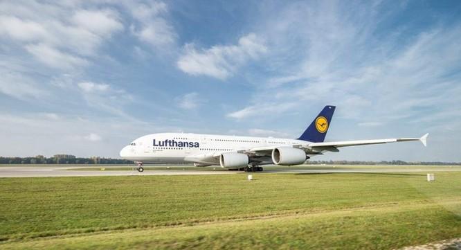 Lufthansa bán lại 6 chiếc A380 cho Airbus vì 'không thể sinh lời' ảnh 1