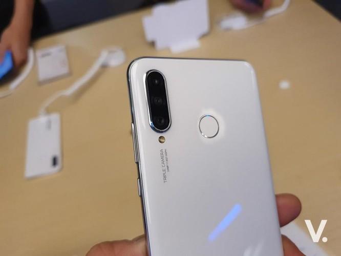 Huawei nova 4e ra mắt - 3 camera, giá 298 USD ảnh 4