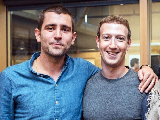 Nhân vật quyền lực số 3 vừa rời Facebook là ai? ảnh 4