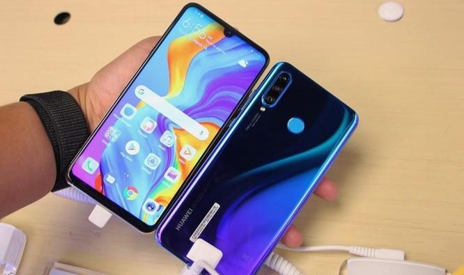 Huawei nova 4e ra mắt - 3 camera, giá 298 USD ảnh 1