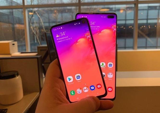 Samsung đang nghiên cứu ẩn camera trong màn hình ảnh 1