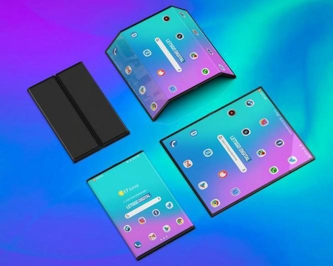 Xiaomi sắp ra điện thoại màn hình gập, giá bằng nửa Galaxy Fold ảnh 1