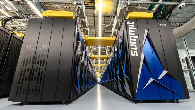 Trung Quốc đầu tư hàng tỷ USD để hạ bệ siêu máy tính mạnh nhất của Mỹ ảnh 1