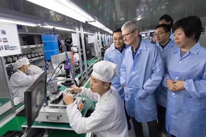 iPhone ế là nỗi đau của chuỗi cung Trung Quốc ảnh 4