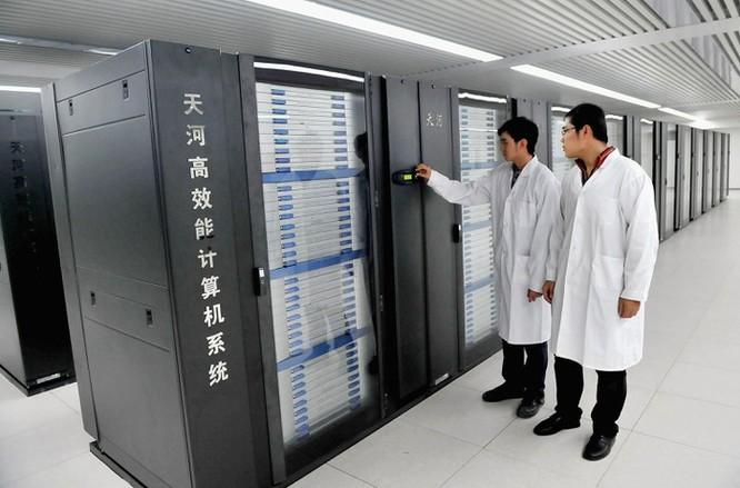 Trung Quốc đầu tư hàng tỷ USD để hạ bệ siêu máy tính mạnh nhất của Mỹ ảnh 3