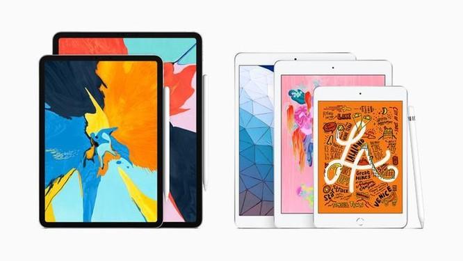 Apple bất ngờ công bố iPad Air và iPad mini 2019 ảnh 2