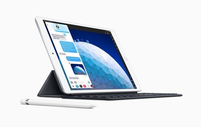 Apple bất ngờ công bố iPad Air và iPad mini 2019 ảnh 1
