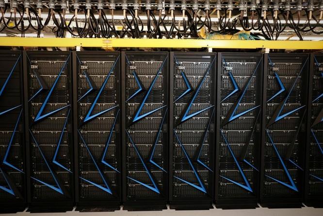 Đua Trung Quốc, Mỹ sắp tung siêu máy tính thực hiện 1 tỷ tỷ phép tính/giây ảnh 1