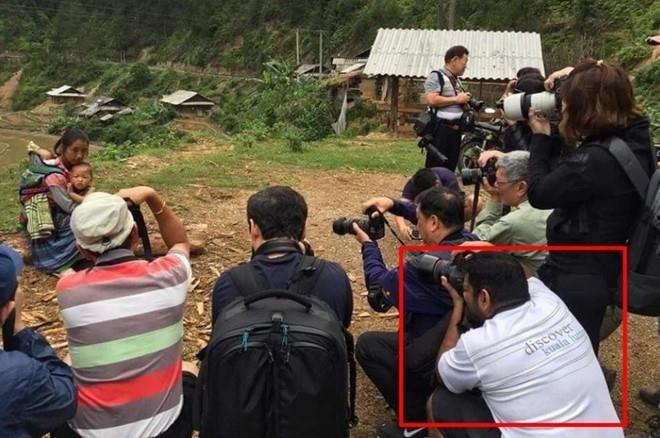 Tác giả bức ảnh 120.000 USD gây tranh cãi: 'Tôi không dàn dựng' ảnh 1
