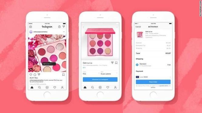 Từ nay bạn có thể mua sắm trực tiếp trên Instagram ảnh 1