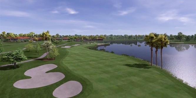 Bộ giả lập chơi golf giá 50.000 USD của ông Trump tại Nhà Trắng ảnh 5
