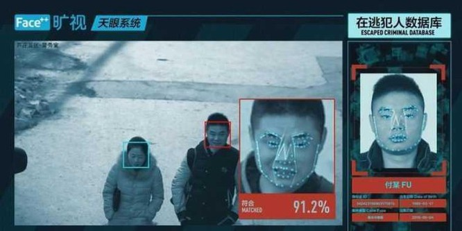 Tội phạm mang lệnh truy nã đỏ sa lưới do Skynet quét ảnh 2