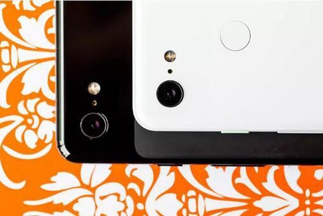 Rò rỉ Pixel 4XL: 02 camera sau và màn hình đục lỗ ảnh 1
