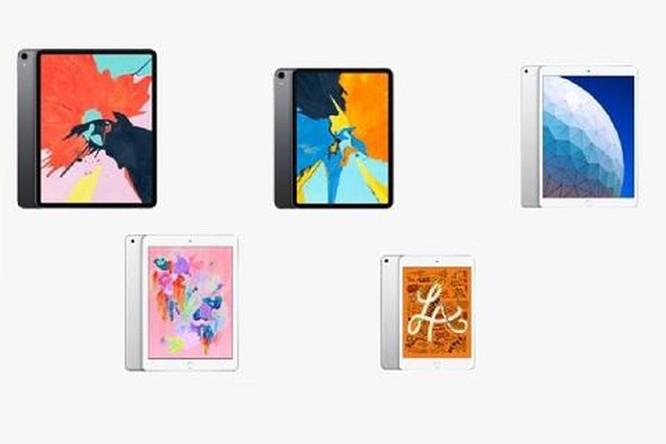 Nên lựa chọn mẫu iPad nào phù hợp? ảnh 1