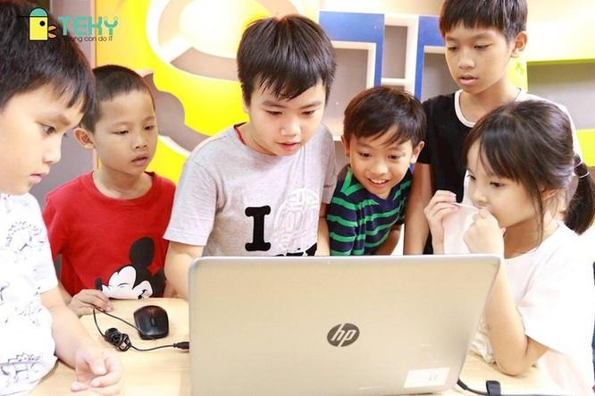 Robot giáo dục sẽ cùng học sinh tham gia Trại hè Công nghệ 2019 ảnh 3