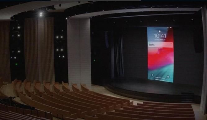 Apple livestream sân khấu, hé lộ về sự kiện đêm nay ảnh 1