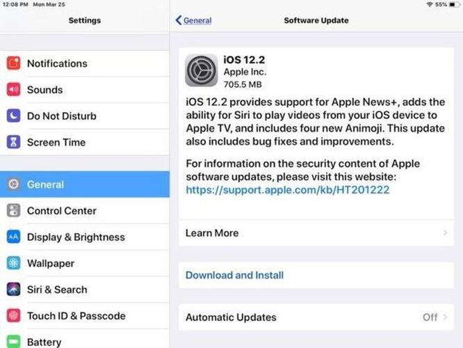 Vì sao nên cập nhật iOS 12.2 ngay cho iPhone? ảnh 1