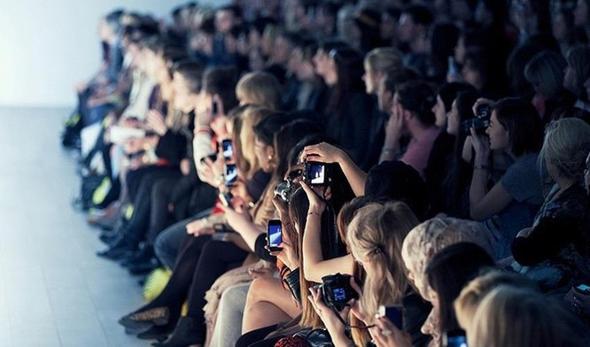 Mạng xã hội và sức ảnh hưởng mạnh mẽ đối với làng thời trang ảnh 5