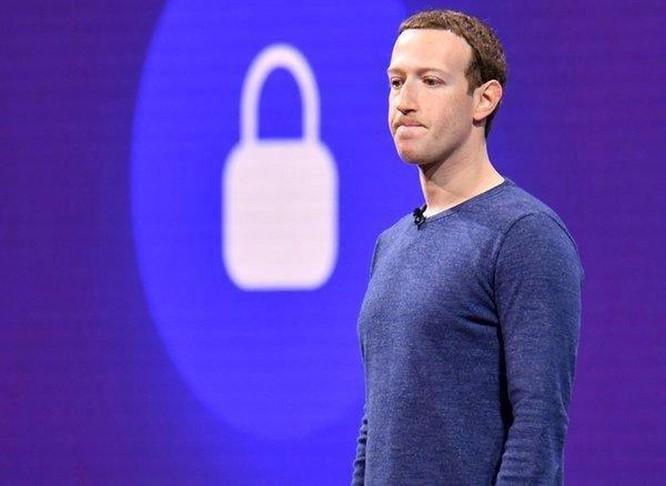Facebook lại 'xóa nhầm' các bài viết của của Mark Zuckerberg ảnh 1