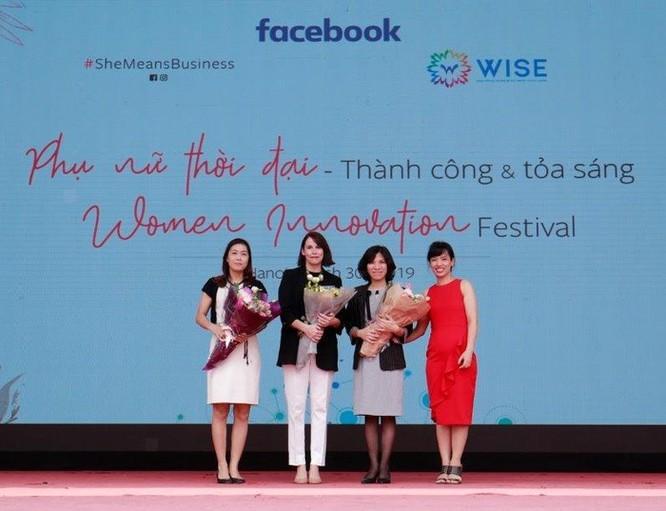 Gần 4.000 phụ nữ Việt sẽ được Facebook hỗ trợ kỹ năng số ảnh 1
