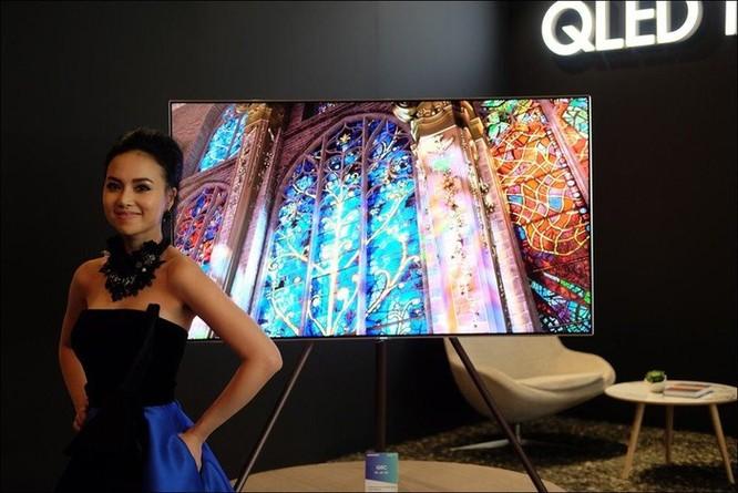 Loạt TV QLED 4K của Samsung giảm giá hơn chục triệu đồng ảnh 1