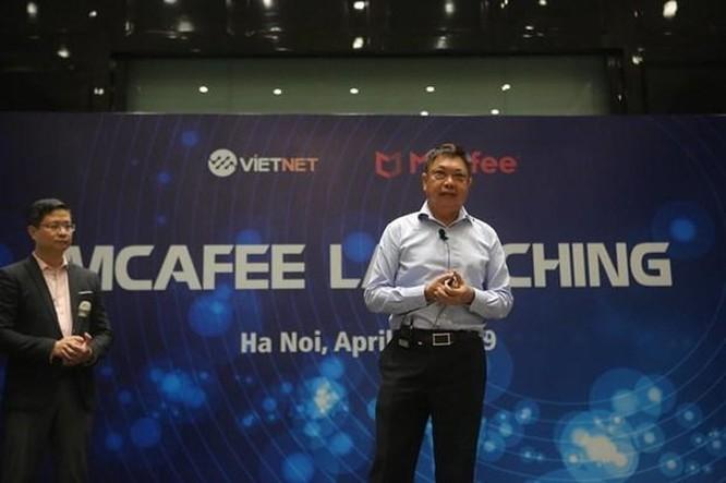 McAfee có nhà phân phối chính thức tại Việt Nam ảnh 1