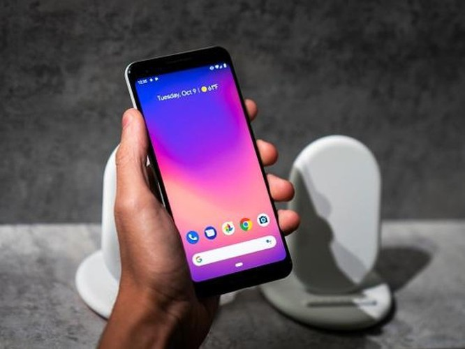 So sánh Samsung Galaxy S10 và Google Pixel 3 ảnh 16